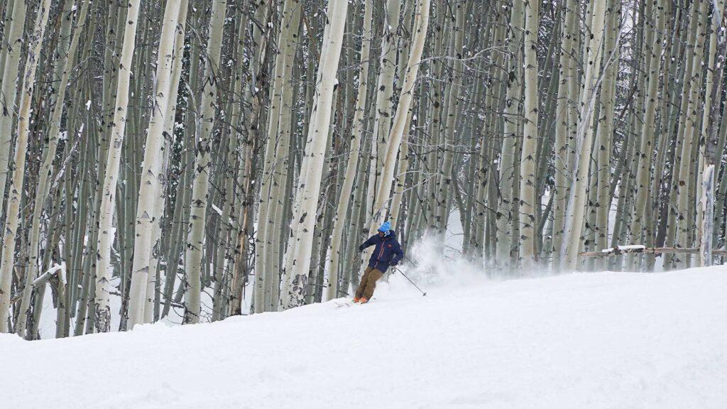 The best skiing in Beaver Creek