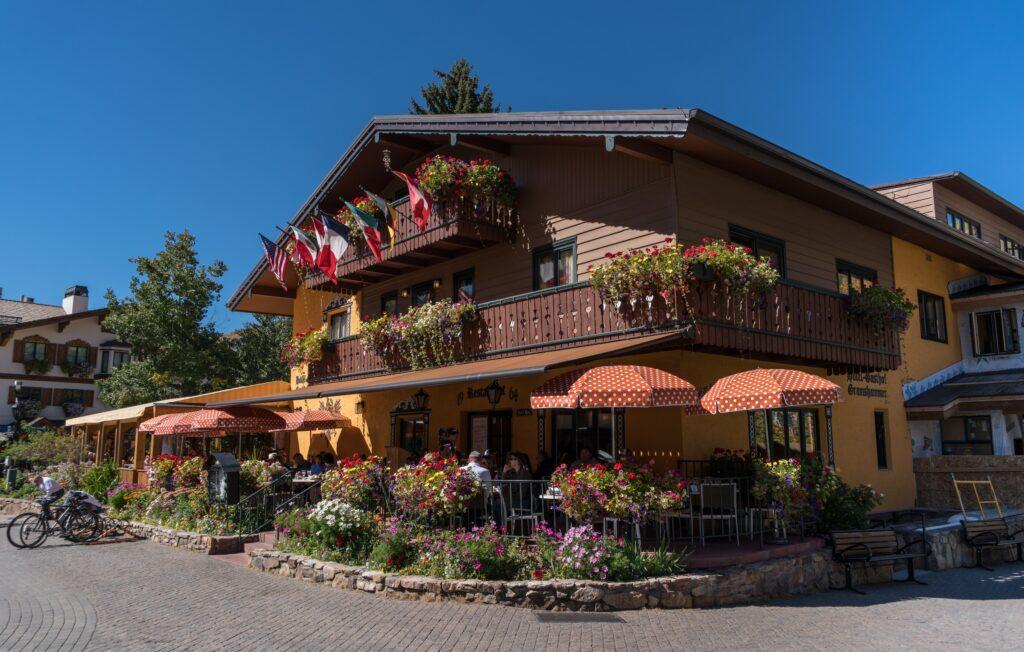 vail colorado luxury vacation rental