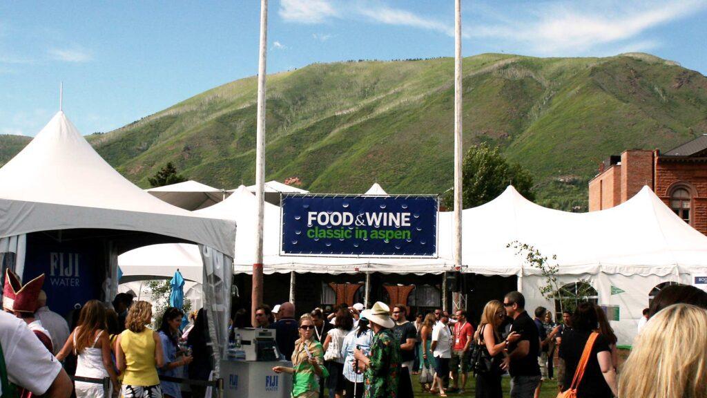 Aspen Food & Wine Festival rentals