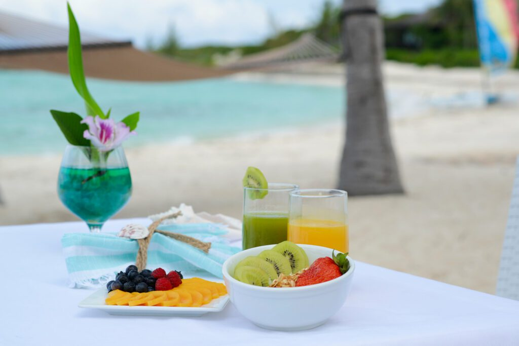 All=inclusive Bahamas private island rental