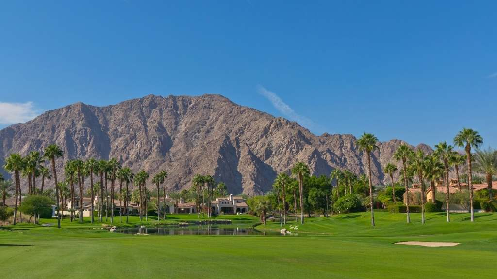 top golf course in palm desert