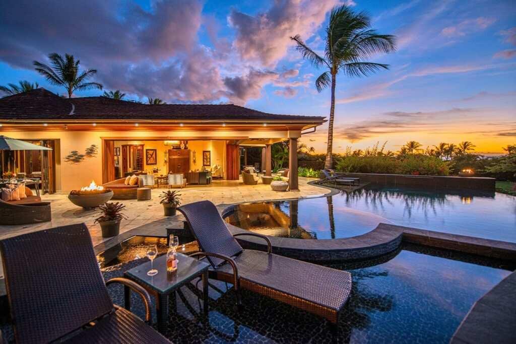 Big Island Luxury Vacation Rentals