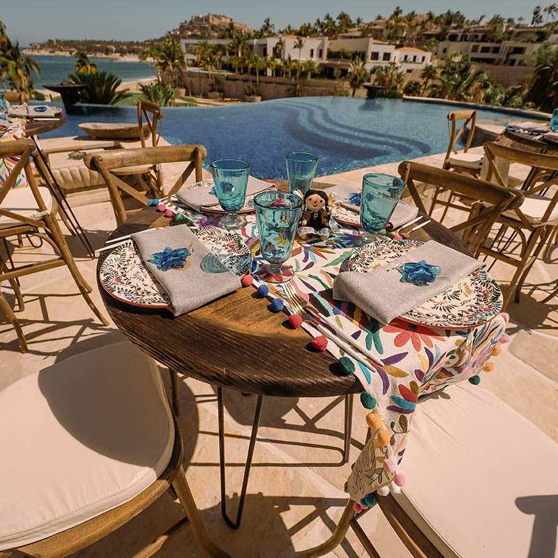 Cuvée's Los Cabos destination wedding