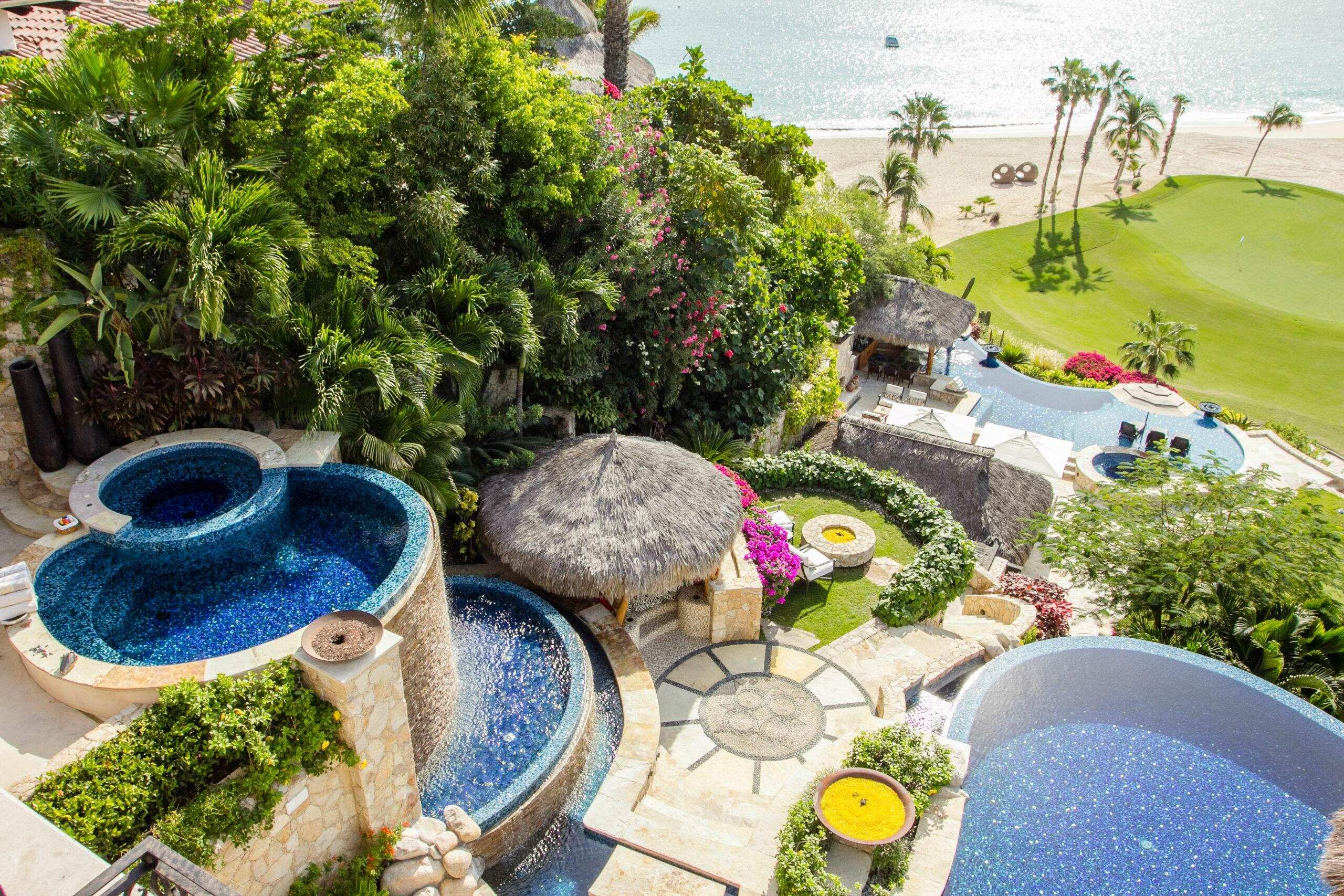 Cuvée's Luxury Los Cabos Vacation Rental in Exclusive One&Only Palmilla