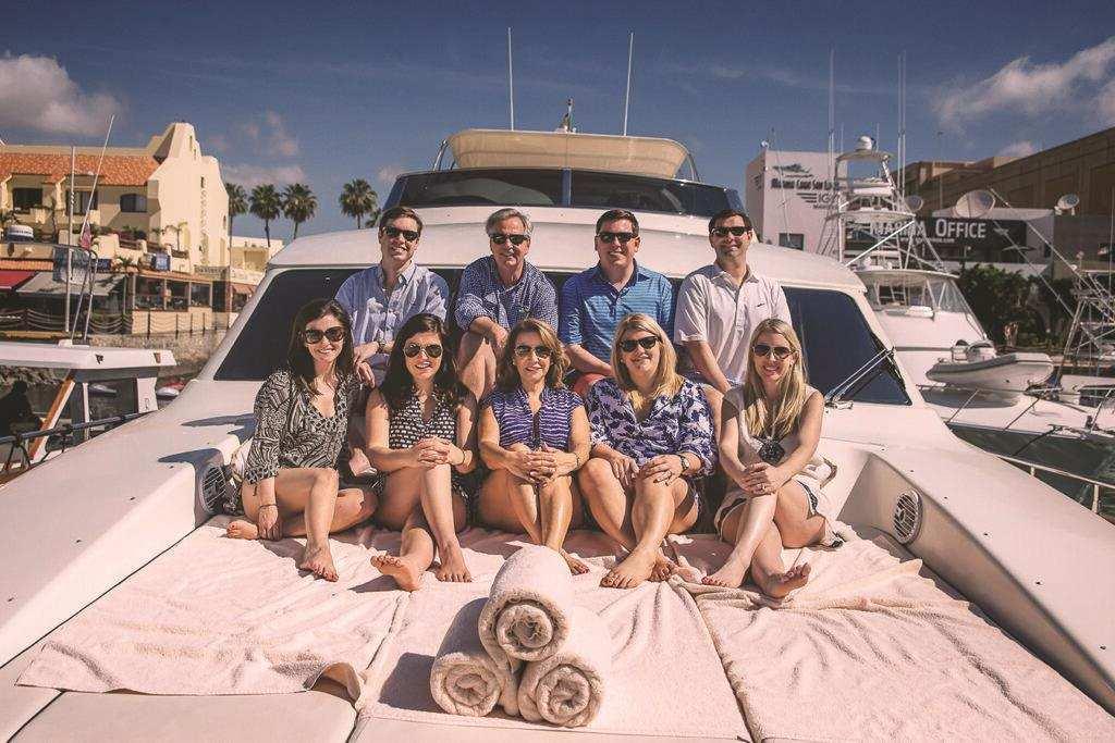 Cabo catamaran experience