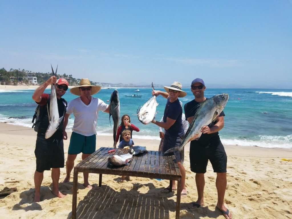 Group experiences in Cabo