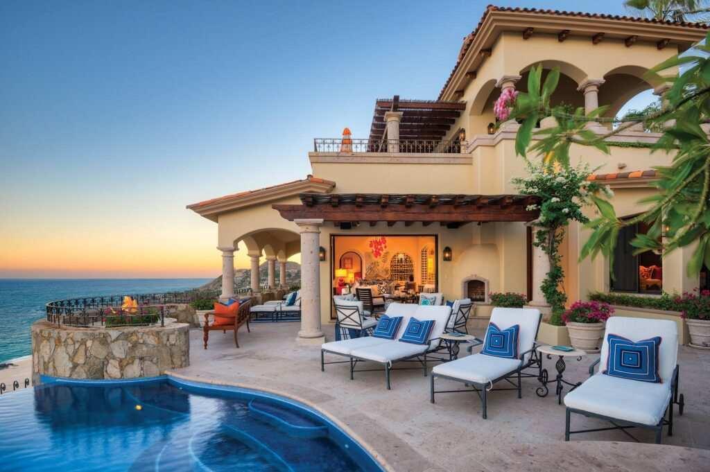 4 bedroom Los Cabos Villa Rentals