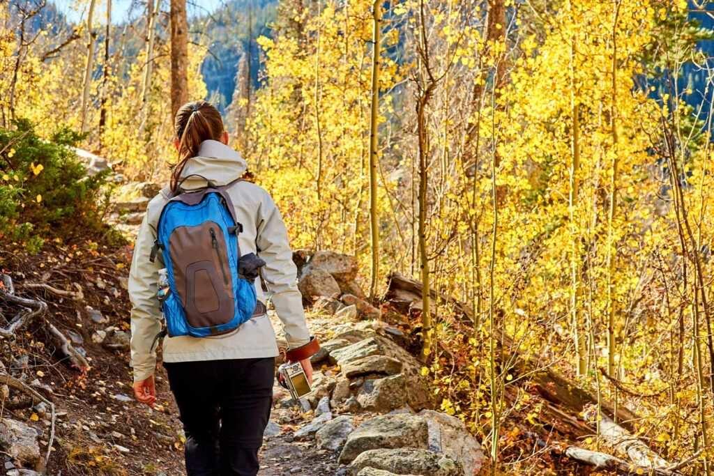 Colorado Fall Colors Hiking