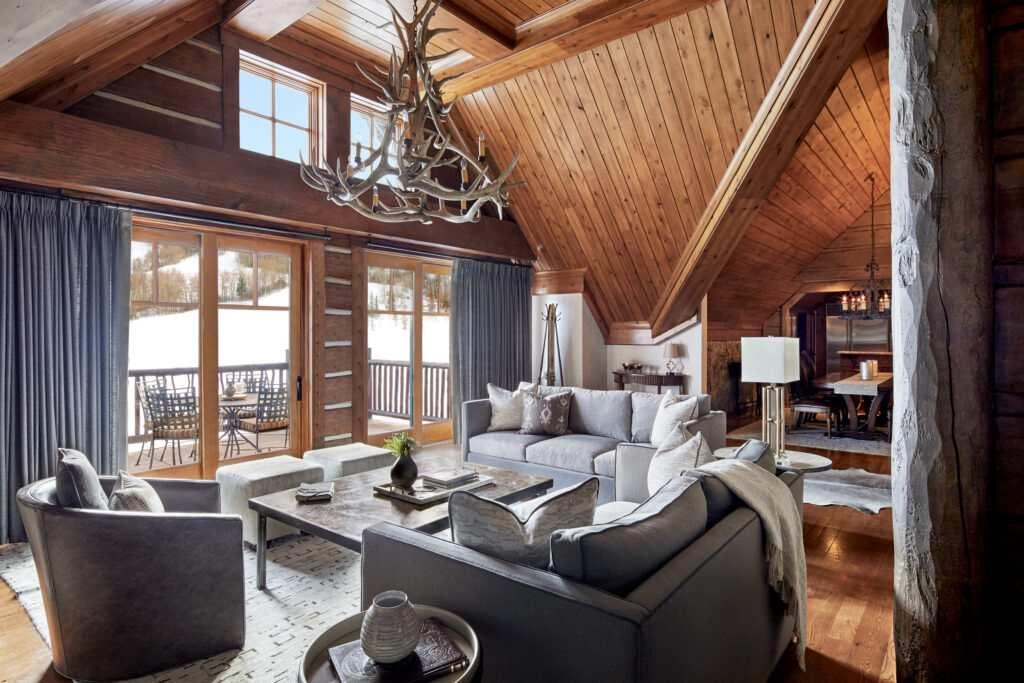 Bachelor Gulch luxury rentals