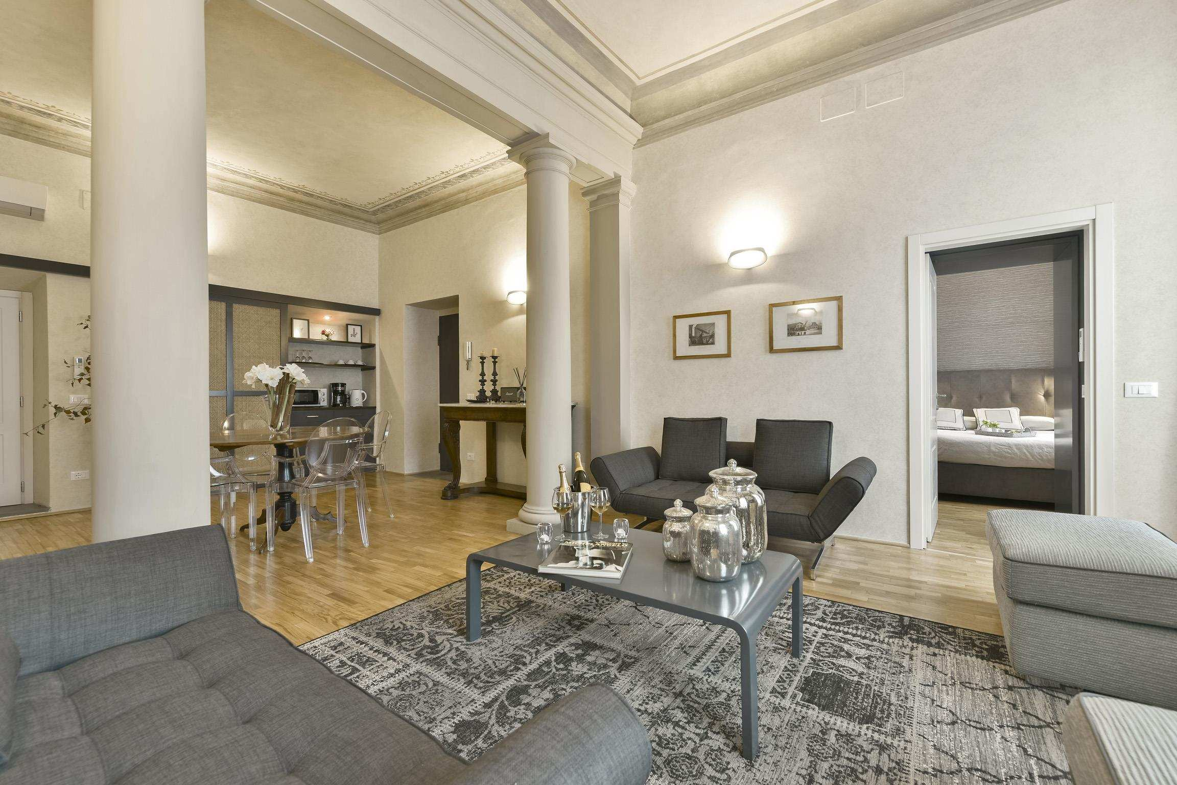Luxury flat in Florence
