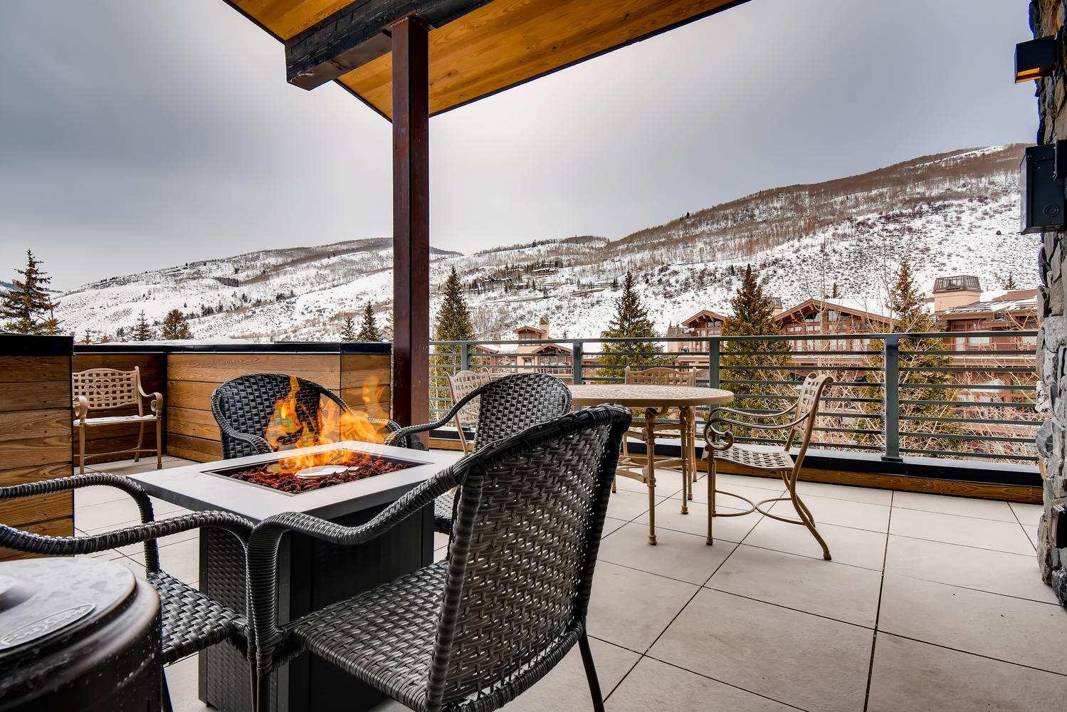 Luxury rentals Vail Colorado