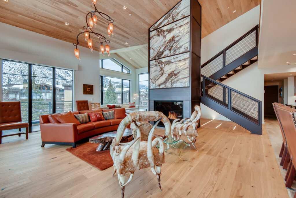 5 Bedroom Vail Luxury Rental Home