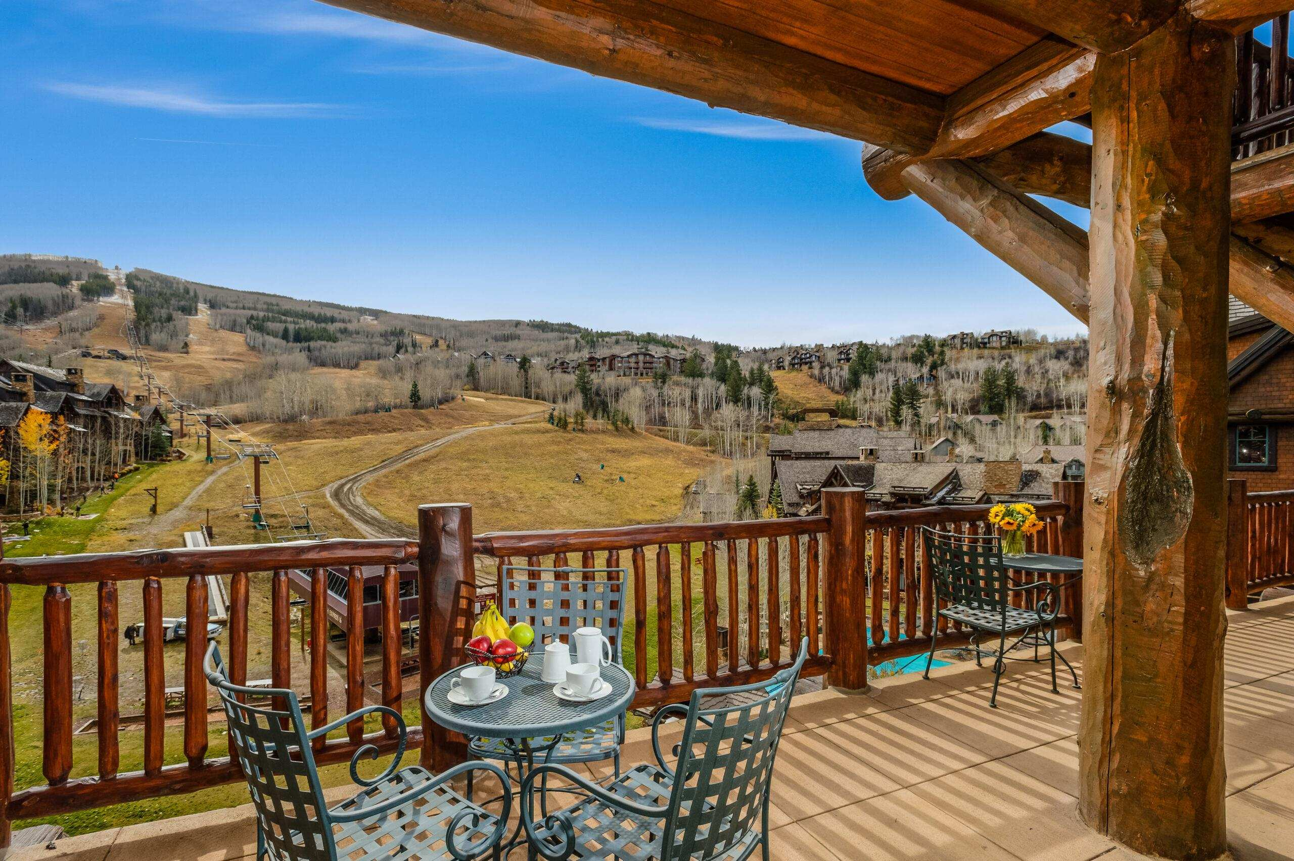 beaver creek colorado luxury rental