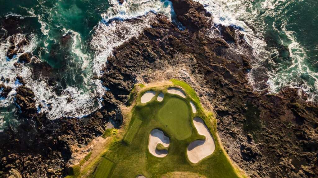 The top homes at Four season Hualalai golf course