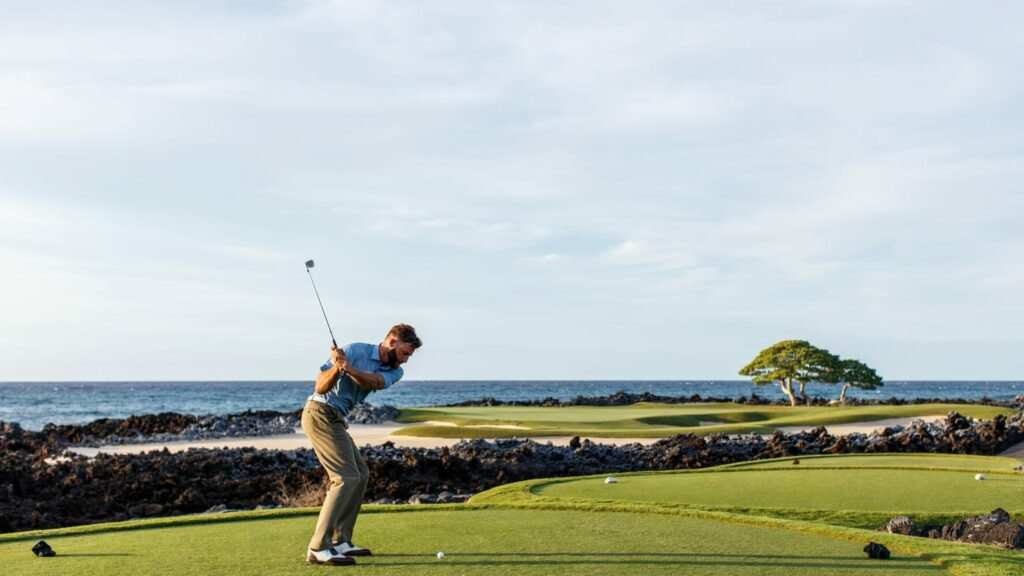 Four Seasons Hualalai Golf Course top holes