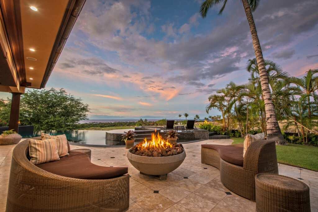 big island oceanfront vacation rental
