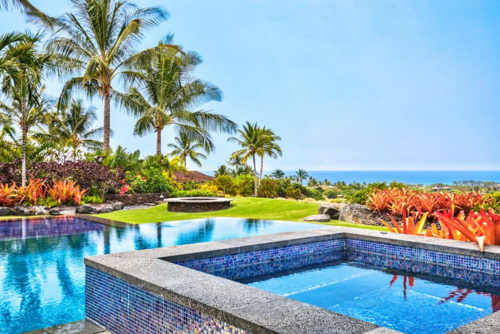 Luxury Big Island Hawaii private rental