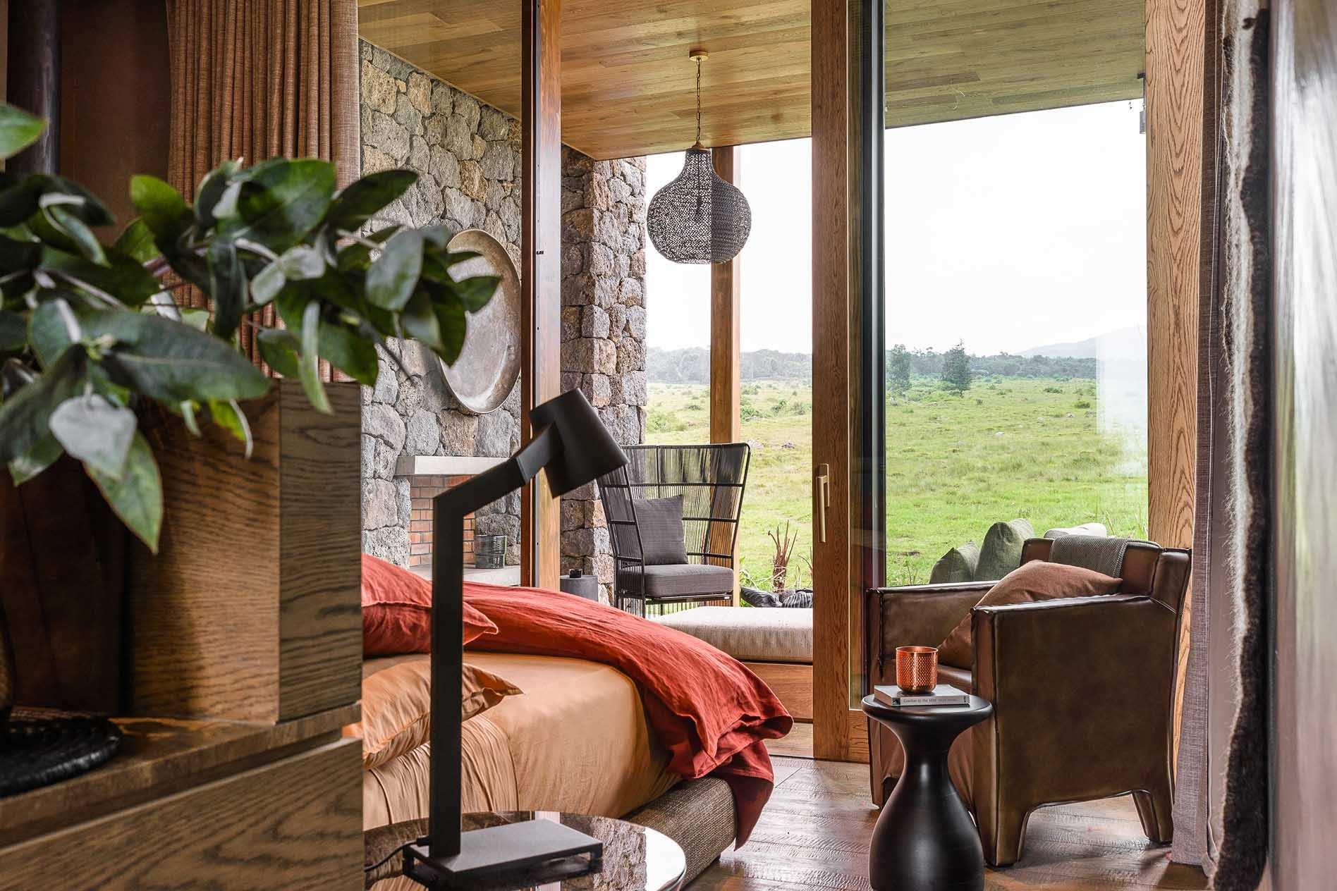 Luxury Resort Volcanoes National Park Rwanda