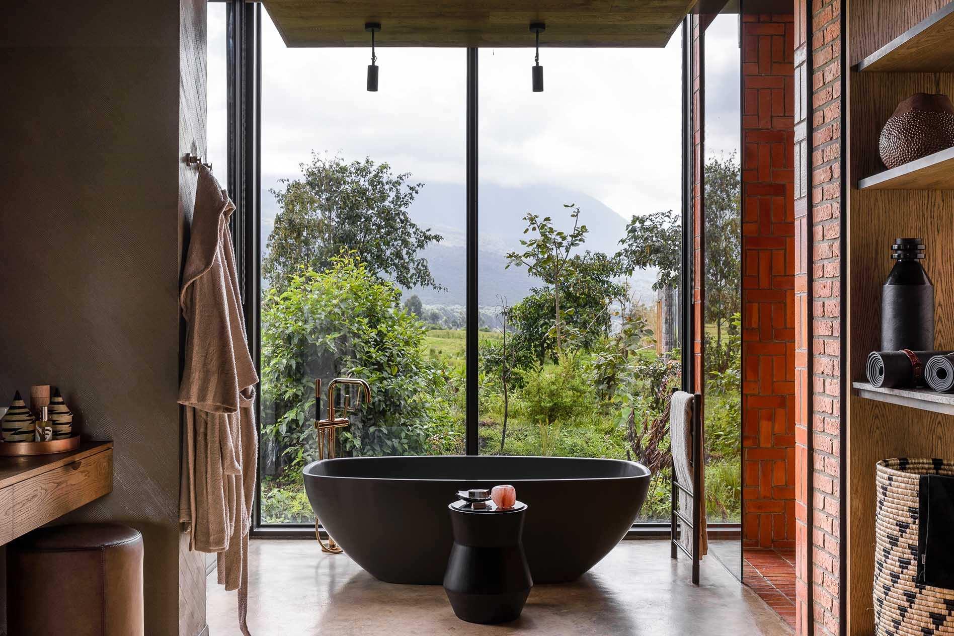 luxury african homes