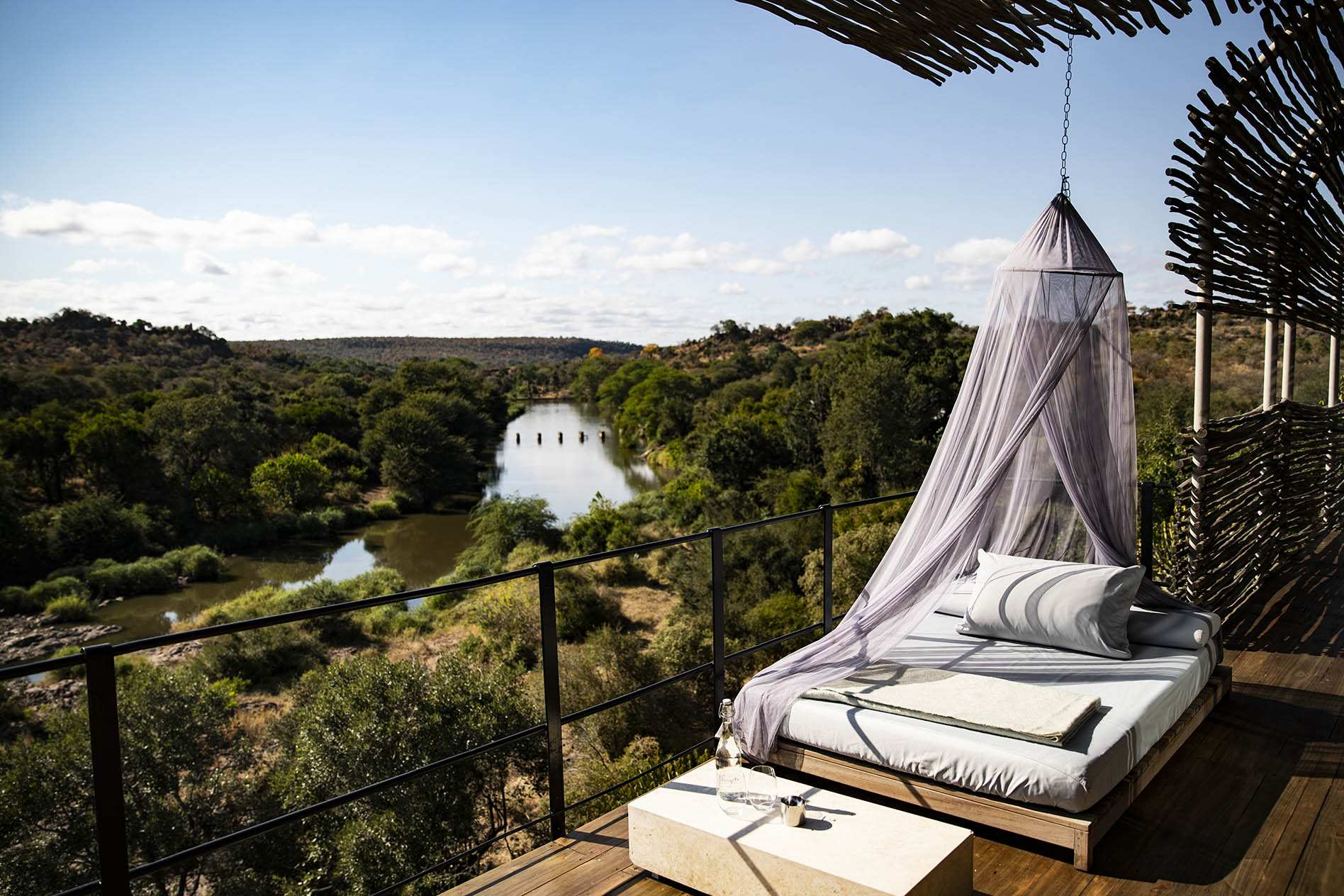 Contemporary Safari Escape Singita