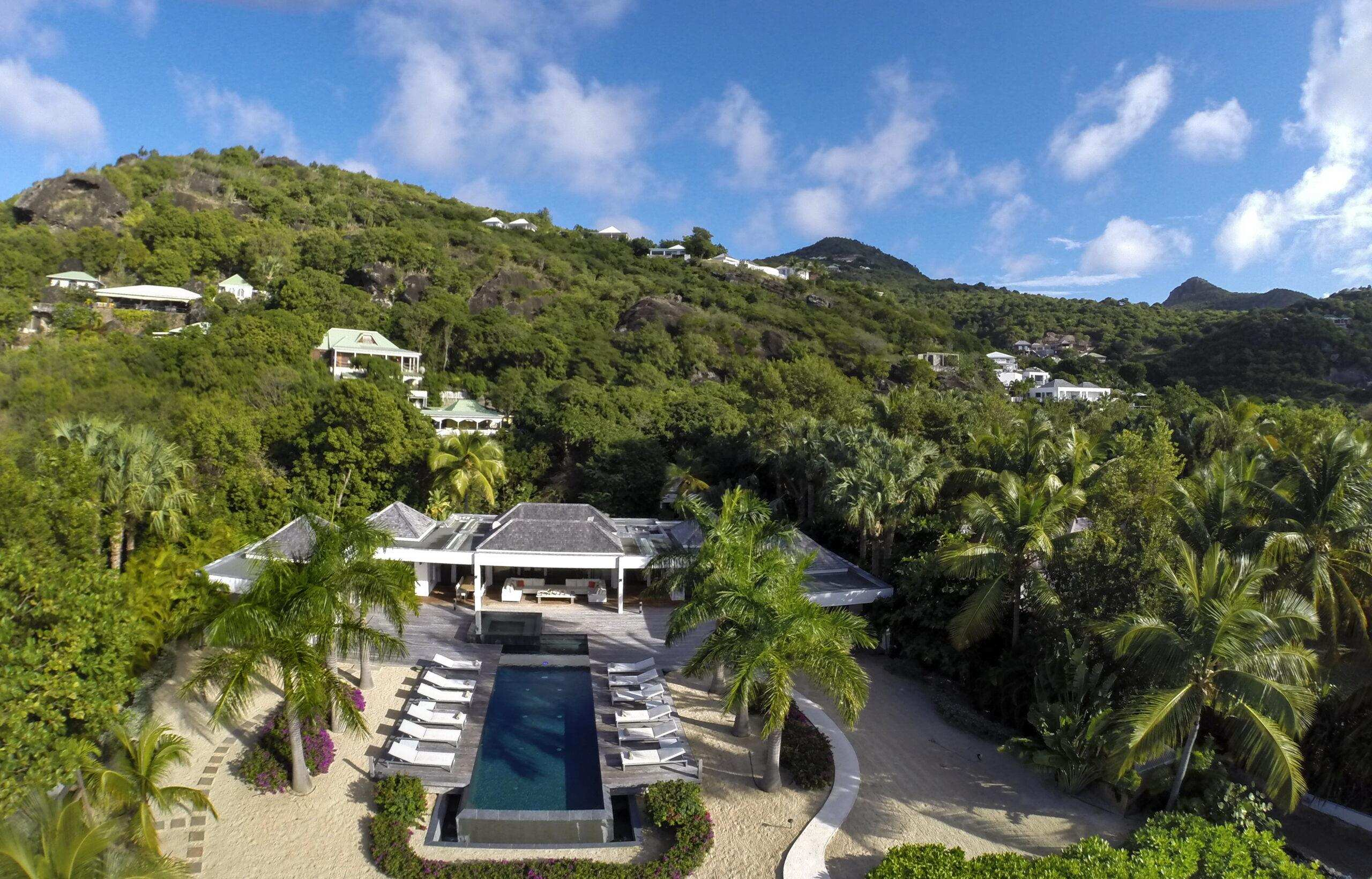 Luxury Villas St Barts