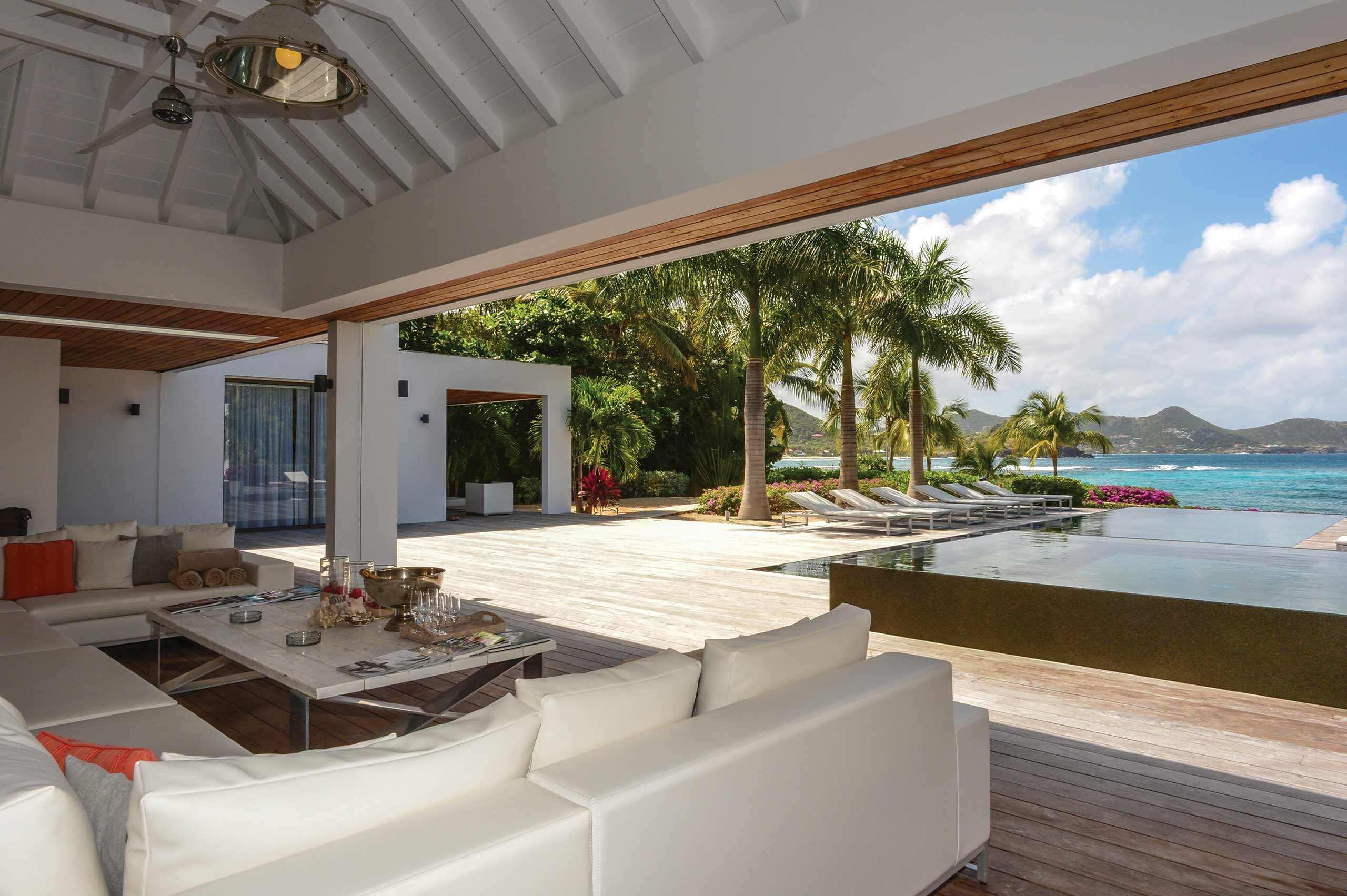 St Barts villa rentals by owner