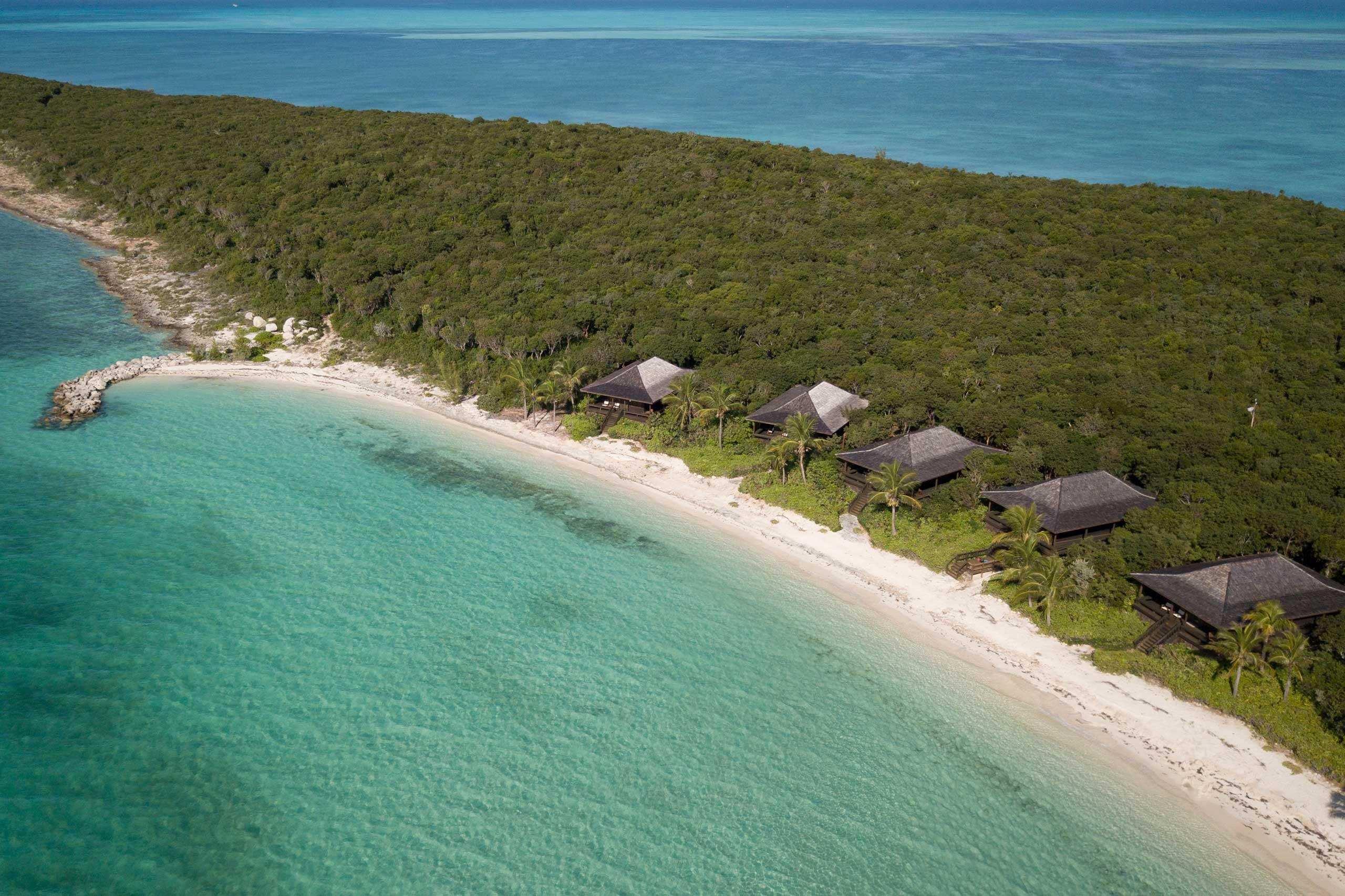 rent an island