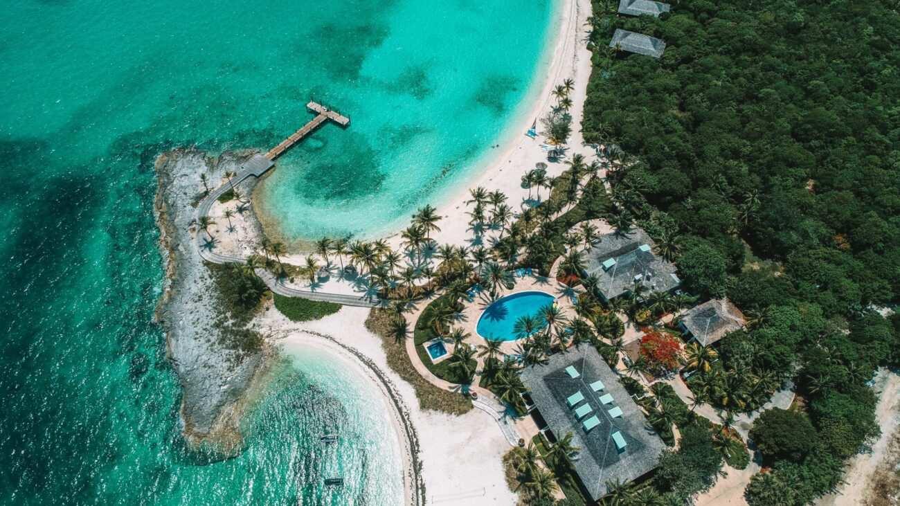 royal island vacation