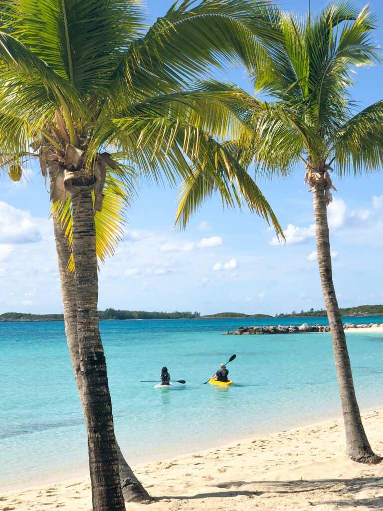 Royal Island winter vacation