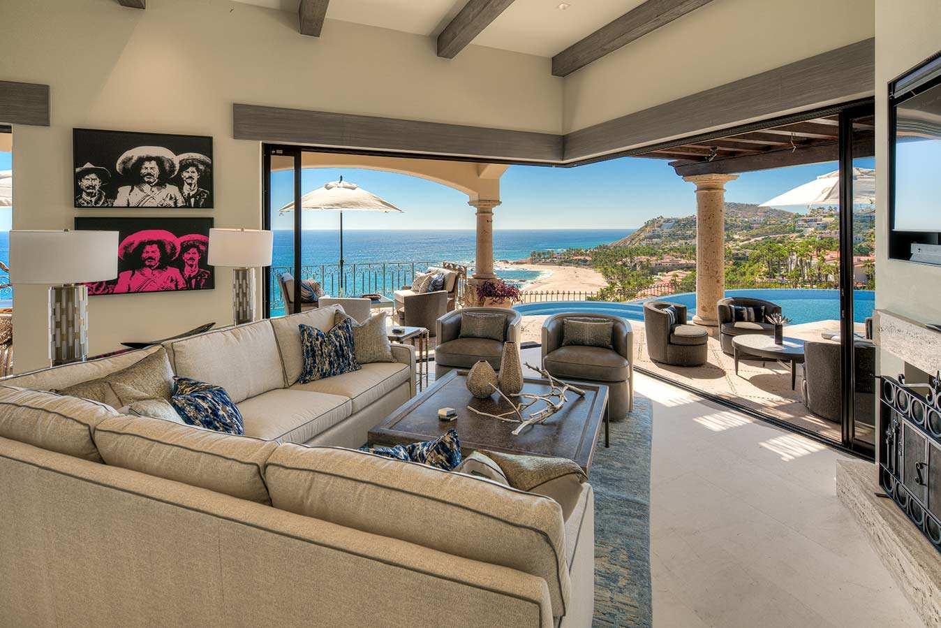 cabo beachfront holiday rental