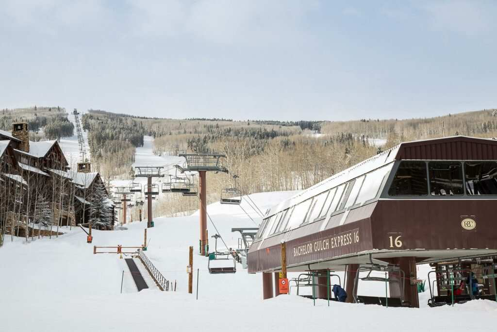 Ski-in ski-out Bachelor's Gulch Beaver Creek