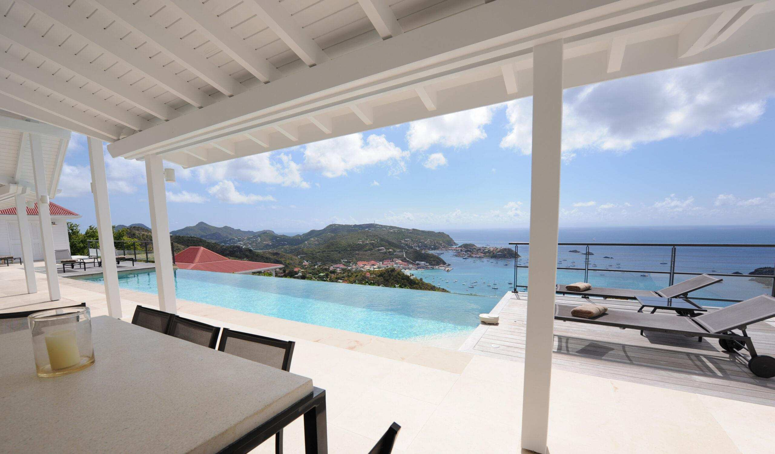 St Barts Vacation Rental St Jean