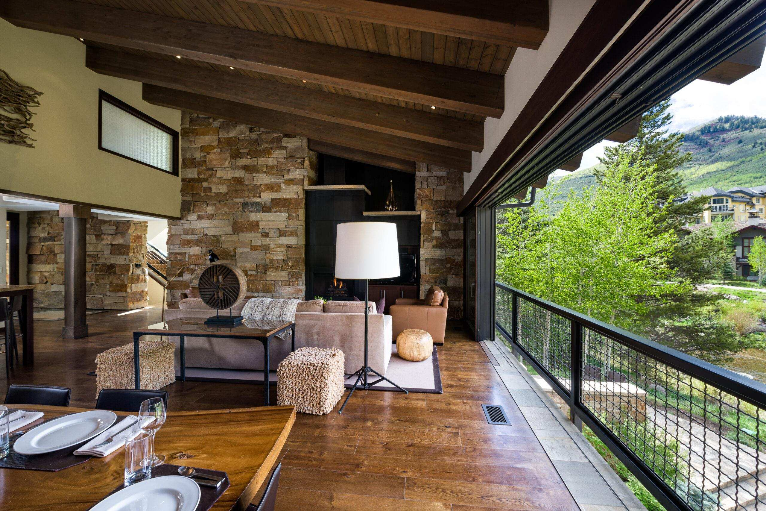 Luxury rentals Vail Colorado