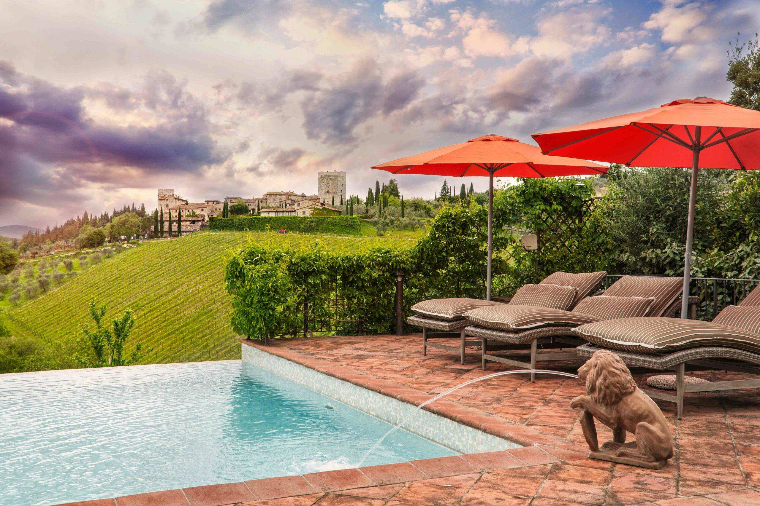 luxury vacation rentals by Florence Italy