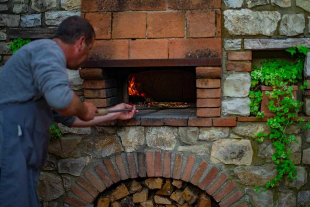 Private Chef at Tuscan luxury villa