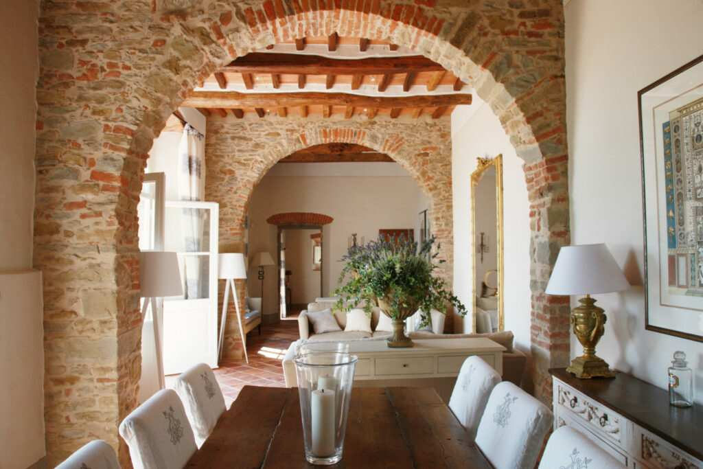 villas to rent in tuscany italy