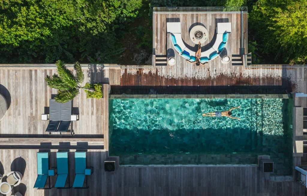 St Barts Caribbean villa rentals with chef