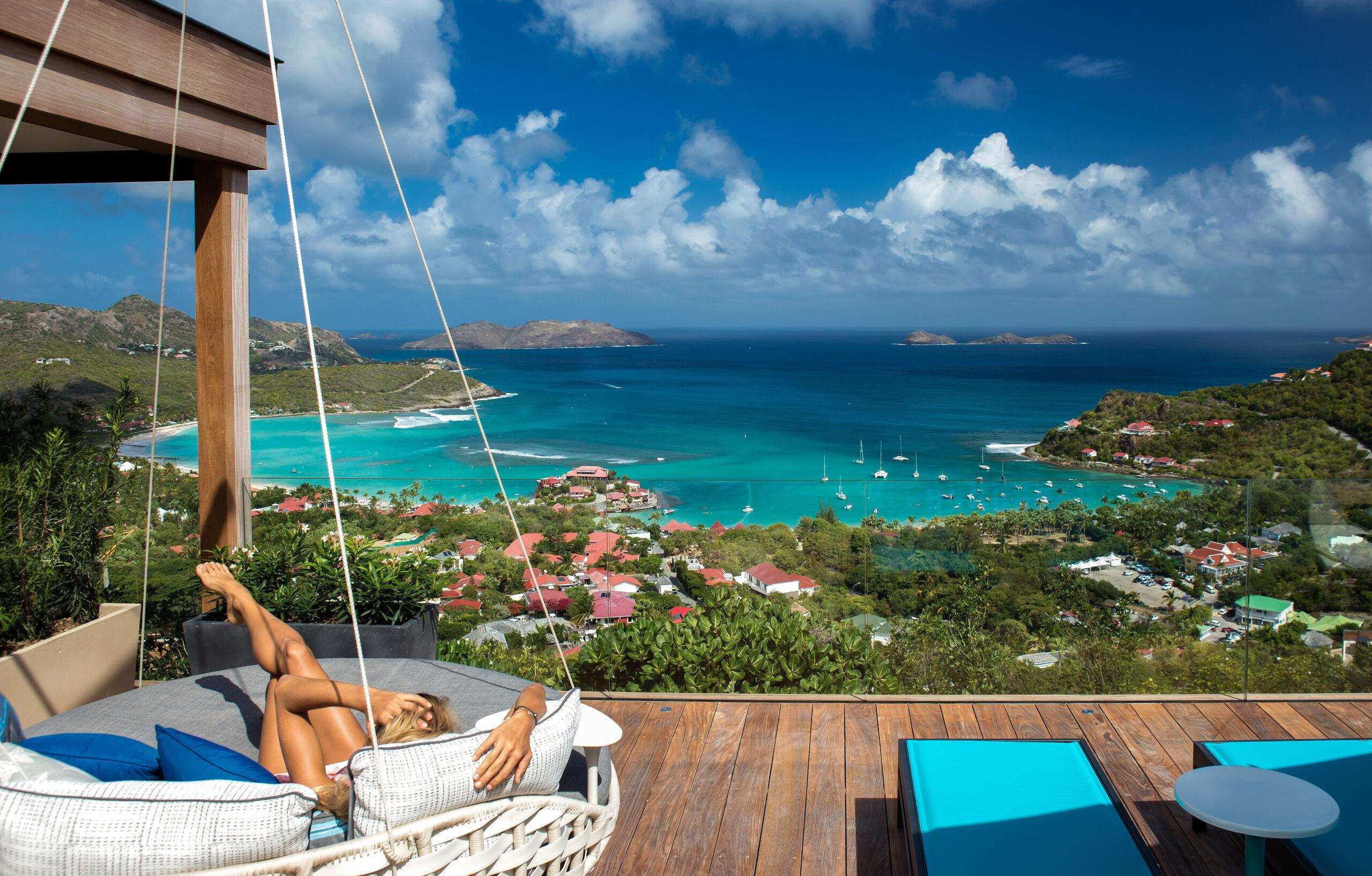 Where to stay on St Barts