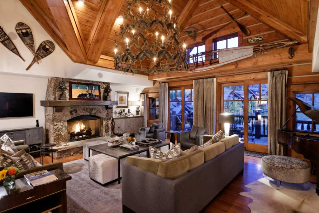 bachelor gulch private residence rental