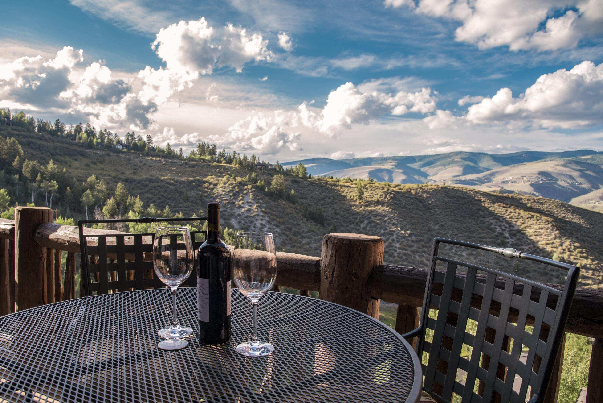 bachelor gulch private residence