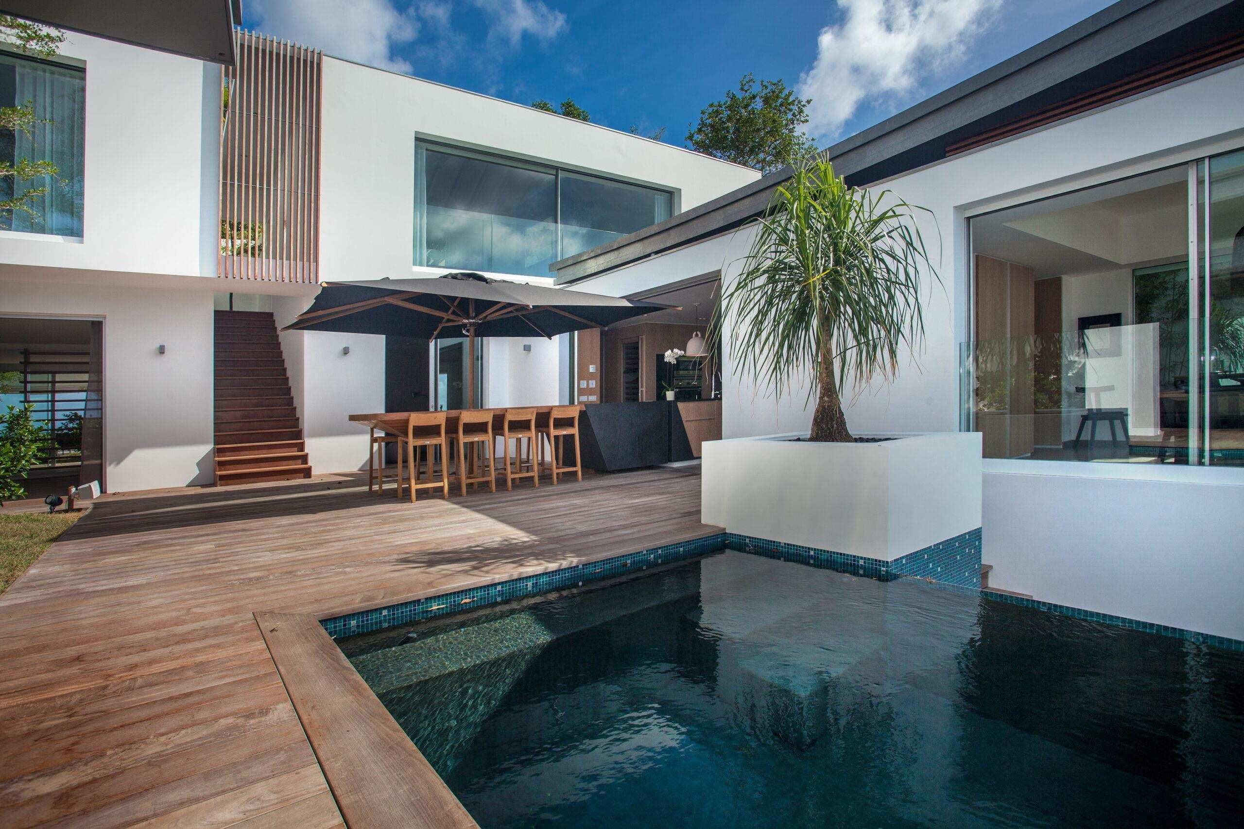 st barts luxury home rental
