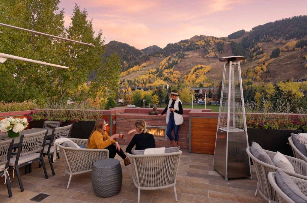 aspen luxury estate rental