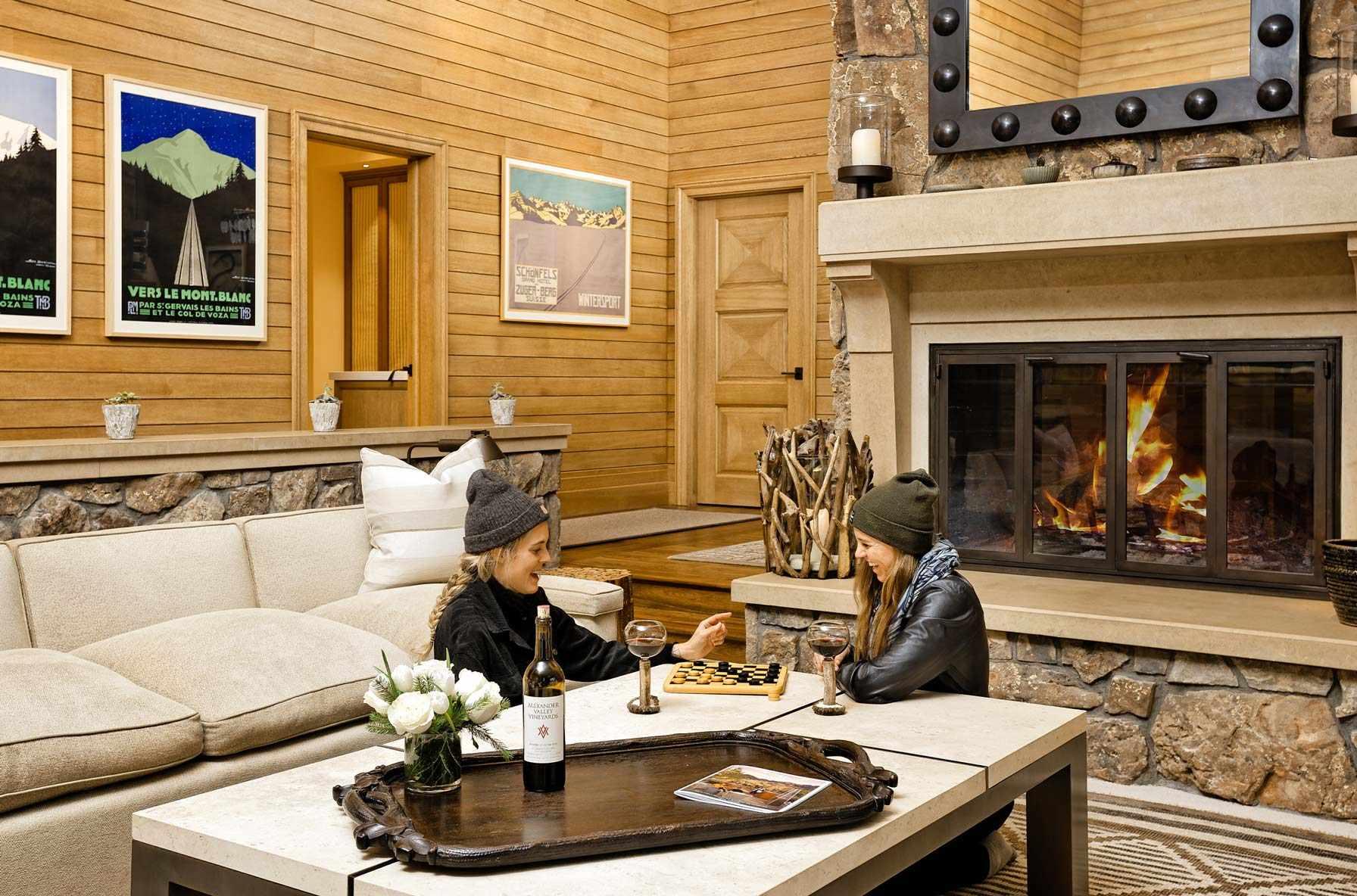 aspen luxury home rental new years