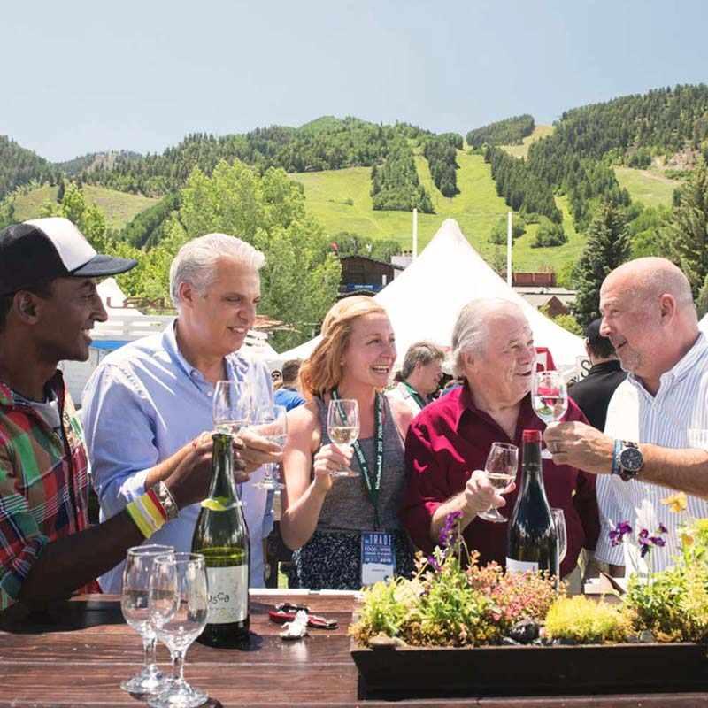 Aspen Food & Wine Home Rental