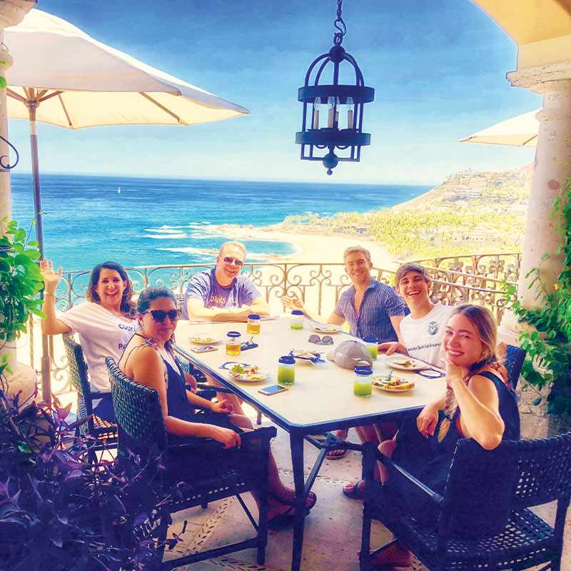 Oceanfront Cabo San Lucas Rental