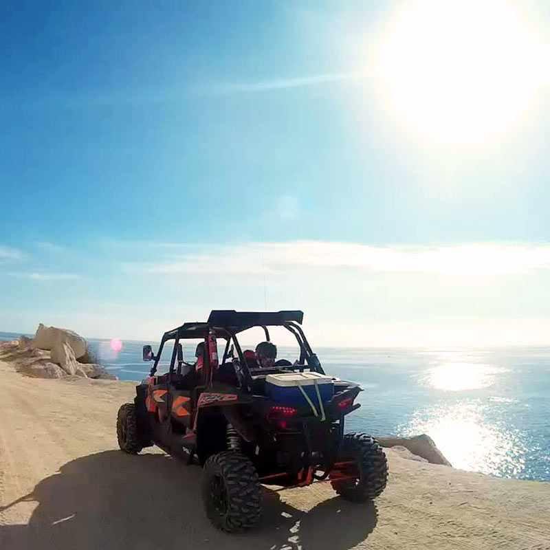 Private UTV tours in Cabo