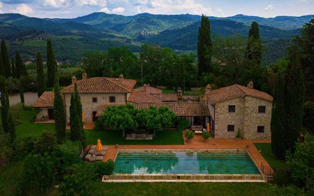 Family trips to Tuscany, Italy