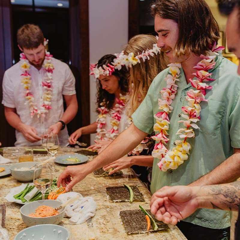 private corporate retreat locations in Hawaii