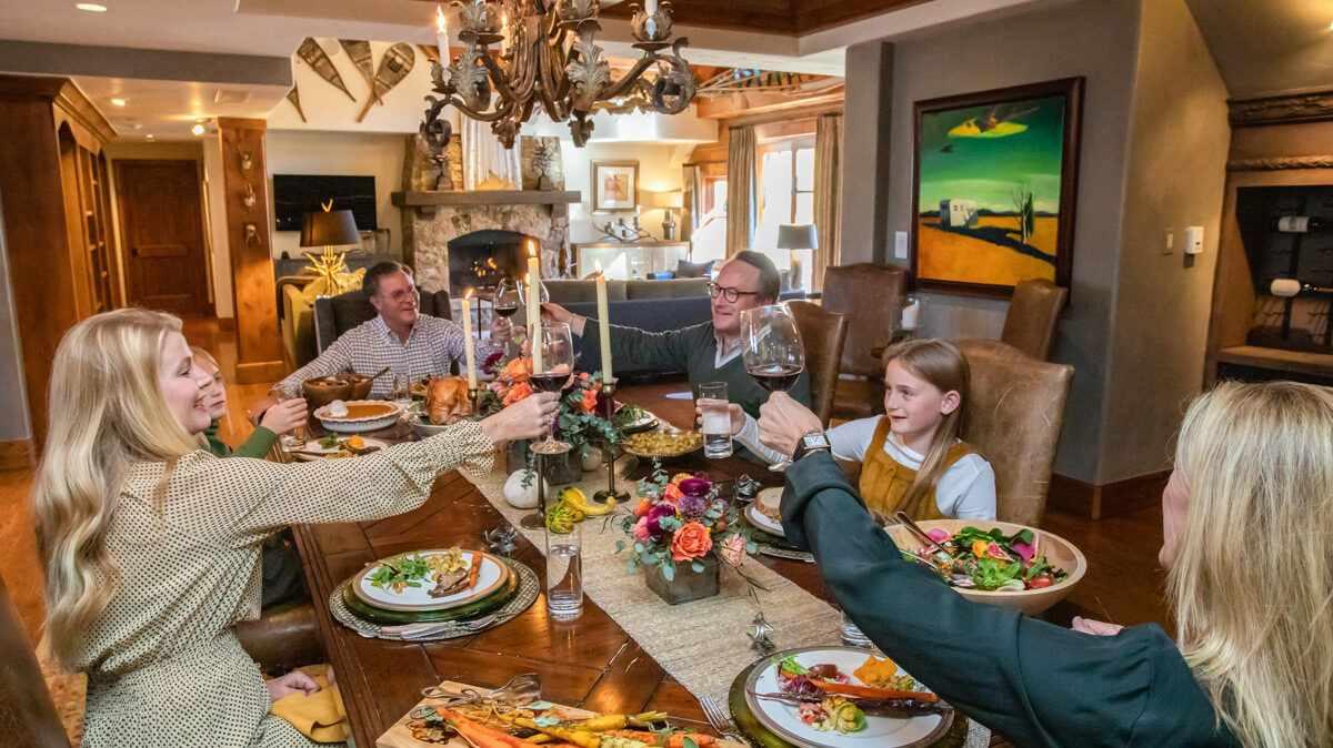 Cuvée multi-gen family travels