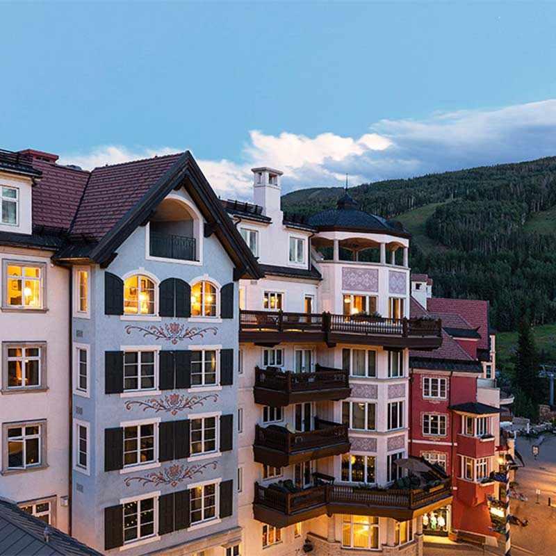 Luxury Vail ski rentals